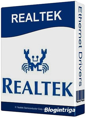 Realtek Ethernet Drivers 10.010 W10 + 8.047 W8.x + 7.101 W7 + 106.13 Vista + 5.832 XP