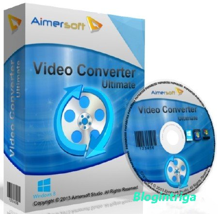 Aimersoft Video Converter Ultimate 8.8.0.1 + Rus