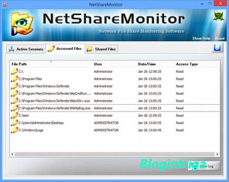 Net Share Monitor 4.0 + Portable