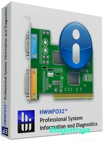 HWiNFO32 / HWiNFO64 5.35-2950 Beta Portable