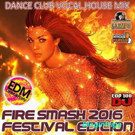 Fire Smash: Dance Festival Edition (2016)