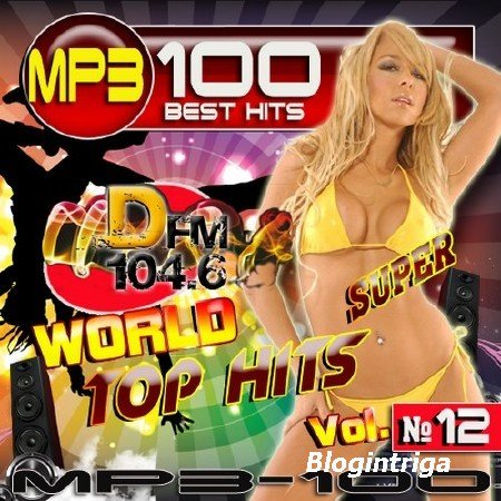 VA - World Top Hits №12 (2016)
