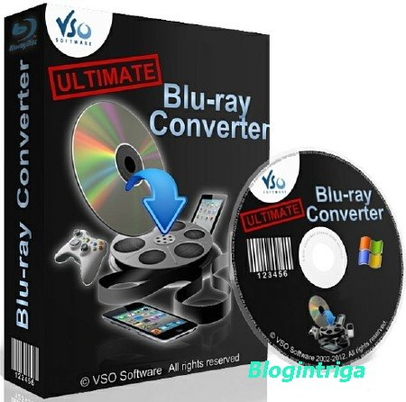 VSO Blu-ray Converter Ultimate 4.0.0.35 Final