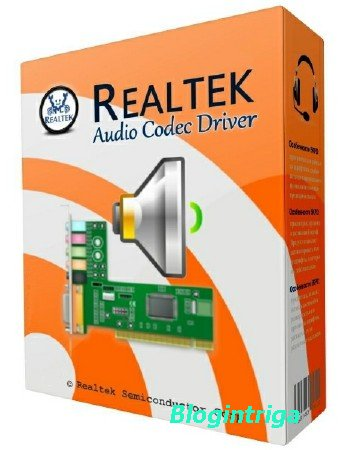 Realtek High Definition Audio Drivers 6.0.1.7933 WHQL