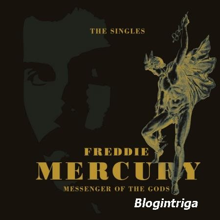 Freddie Mercury - Messenger Of The Gods: The Singles Collection (2CD) (2016 ...