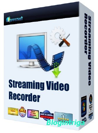 Apowersoft Streaming Video Recorder 6.0.4 (Build 09/14/2016)