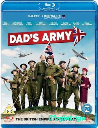 Папашина армия  / Dad's Army  (2016) HDRip
