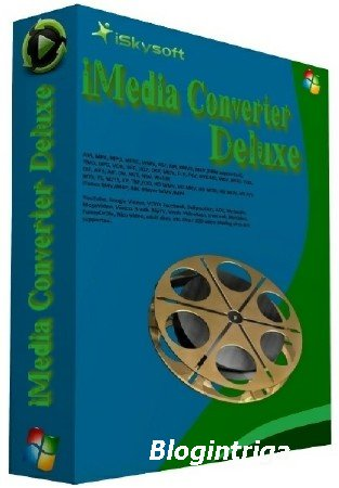 iSkysoft iMedia Converter Deluxe 8.8.1.1 Final + Rus