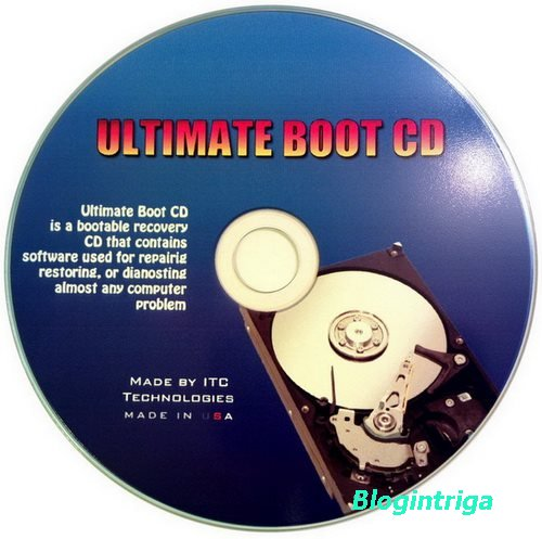 Ultimate Boot CD 5.3.6 Final