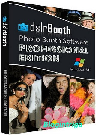 dslrBooth Photo Booth Software 5.8.48.1 Pro Ml/RUS Portable