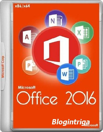 Microsoft Office 2016 Standard 16.0.4432.1000 RePack by Diakov