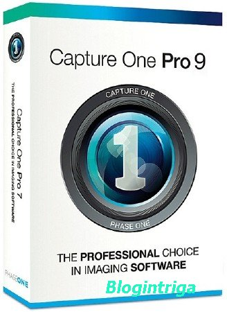 Phase One Capture One Pro 9.3 Build 085 (x64)
