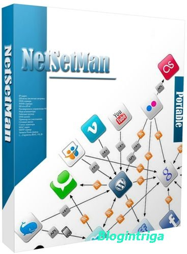 NetSetMan 4.2.3 + Portable