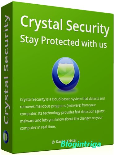 Crystal Security 3.5.0.194 Stable + Portable