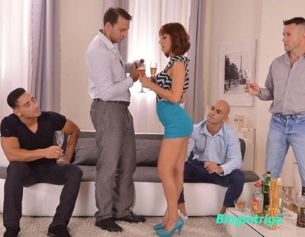 Tina Hot - Party Time In Tina (2015/HD)