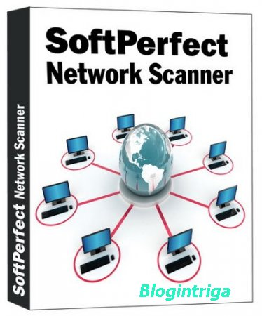 SoftPerfect Network Scanner 6.1.9 (x86/x64) + Portable