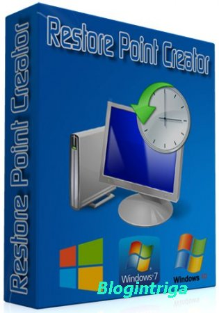 Restore Point Creator 4.9 Build 2 + Portable