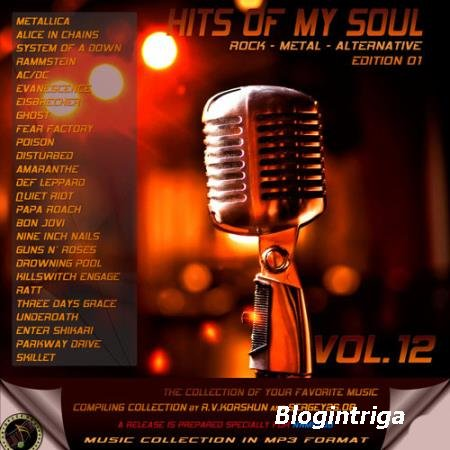 VA - Hits of My Soul Vol. 12 (2016)