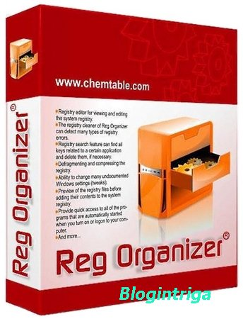 Reg Organizer 7.52 Final (DC 03.10.2016) RePack/Portable by Diakov