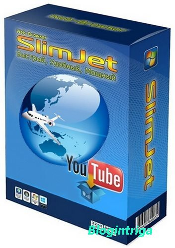 Slimjet 11.0.8.0 Final (x86/x64) + Portable