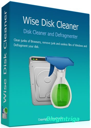 Wise Disk Cleaner 9.31.649 Final + Portable