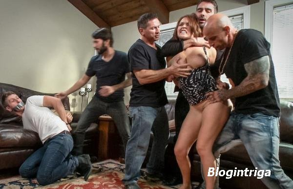Krissy Lynn - A Woman Scorned- Krissys Fantasy Gang Bang Revenge!! (2014/SD ...