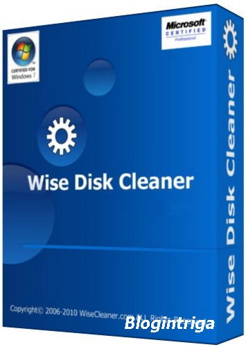 Wise Disk Cleaner Portable 9.31.649 PortableApps