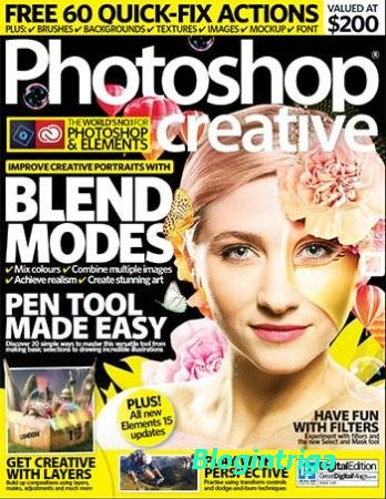Photoshop Creative  (11 номеров) (2016)