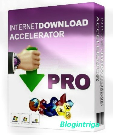 Internet Download Accelerator Pro 6.10.1.1527 + Portable