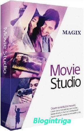 MAGIX Movie Studio 13.0 Build 207