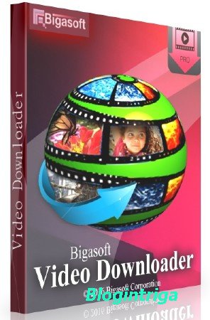 Bigasoft Video Downloader Pro 3.12.8.6141