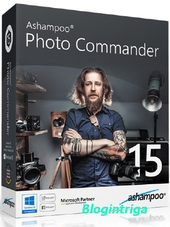 Ashampoo Photo Commander 15.0.0 DC 25.10.2016
