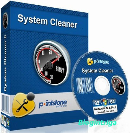 Pointstone System Cleaner 7.6.25.700