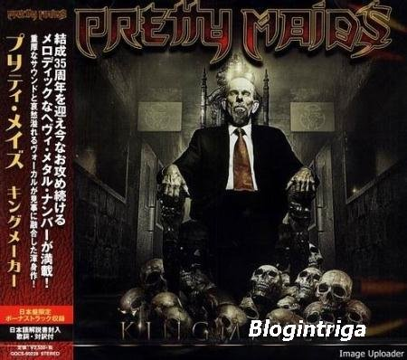 "Pretty Maids - ""Kingmaker""(Japanese Edition + 2 Bonus Tracks) (2016)"