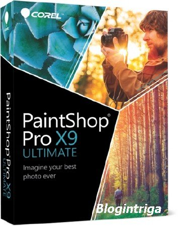 Corel PaintShop Pro X9 Ultimate 19.1.0.29 RePack by KpoJIuK