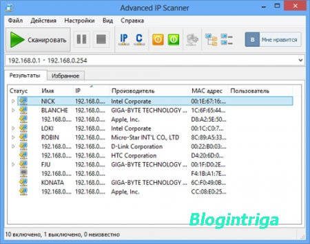 Advanced IP Scanner 2.4.3021 + Portable