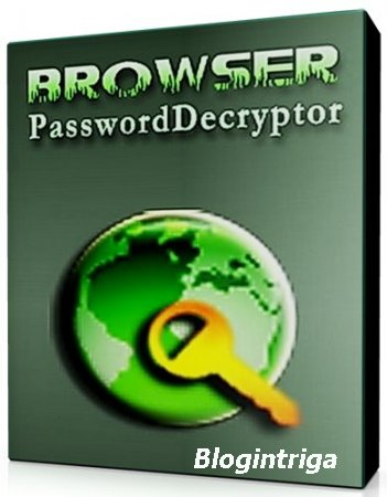 Browser Password Decryptor 9.0 + Portable