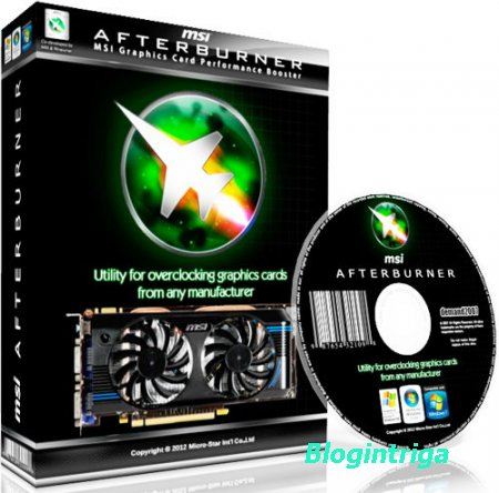 MSI Afterburner 4.3.0 Final + Portable
