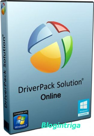 DriverPack Solution Online 17.7.13 Portable