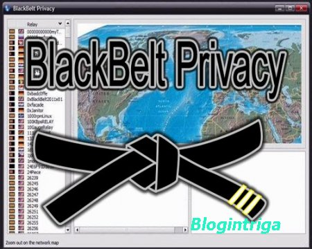 BlackBelt Privacy Tor + WASTE + VoIP 6.2016.11.1 Stable