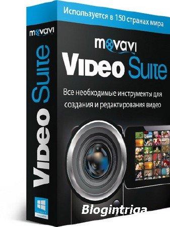 Movavi Video Suite 16.0.2 Portable Ml/Rus