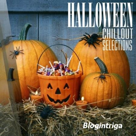 VA - Halloween Chillout Selections (2016)