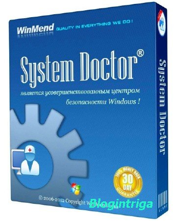WinMend System Doctor 2.1.0 + Rus
