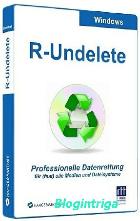 R-Undelete 5.0 Build 165150