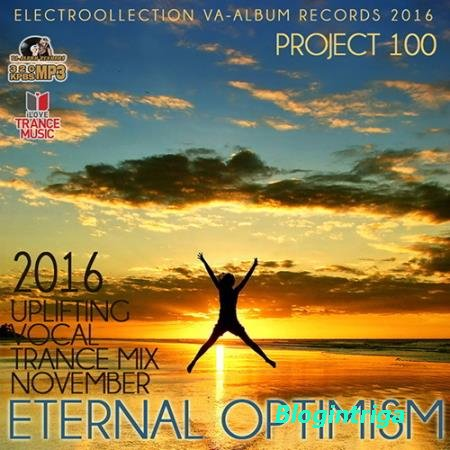 Ethernal Optimism: Uplifting Trance Mix (2016)