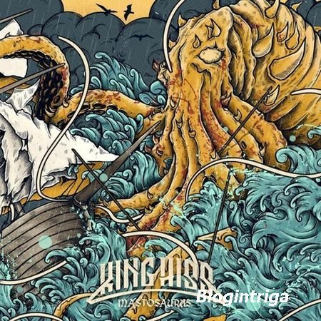 King Hiss - Mastosaurus (2016)