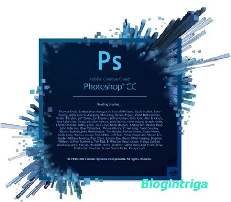 Adobe Photoshop CC 2017 RePack by Diakov
