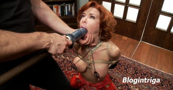 Veronica Avluv - The Training of a Nympho Anal MILF, Day One (2014/SD)