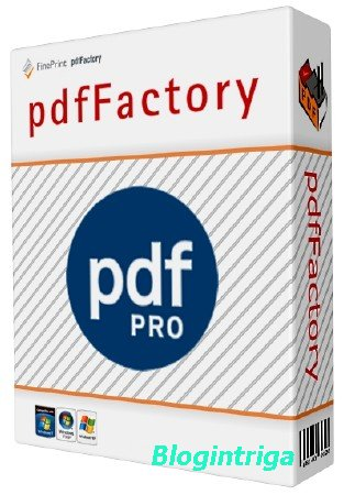pdfFactory Pro 5.38 Workstation / Server Edition