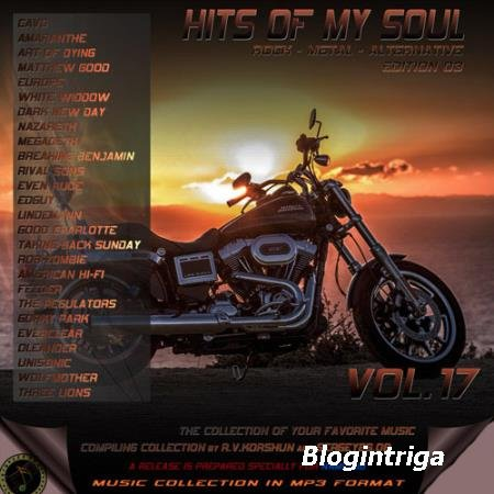 VA - Hits of My Soul Vol. 17 (2016)